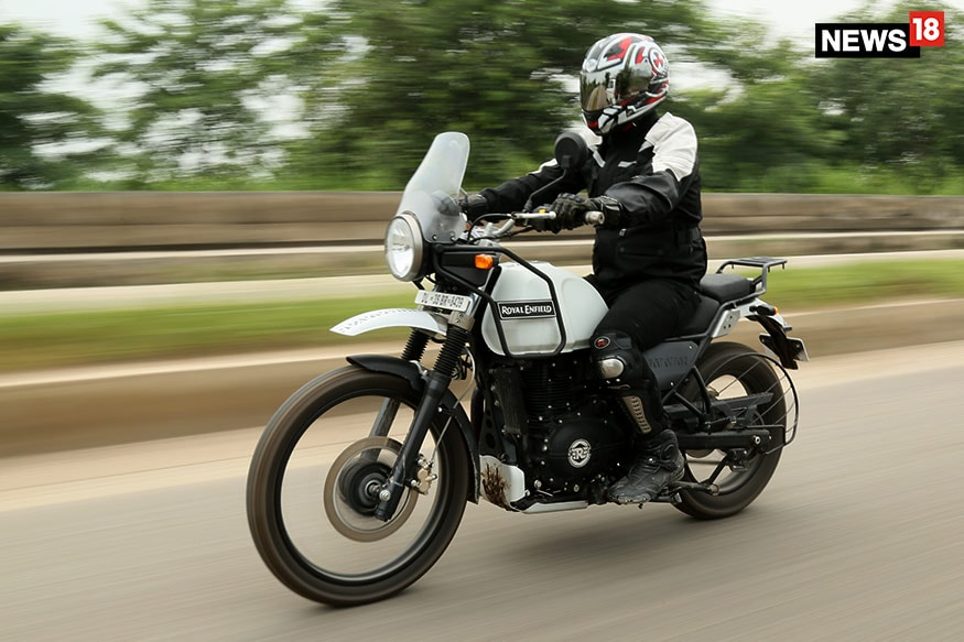 Royal Enfield Himalayan Review A Bike That Can Do It All In A
