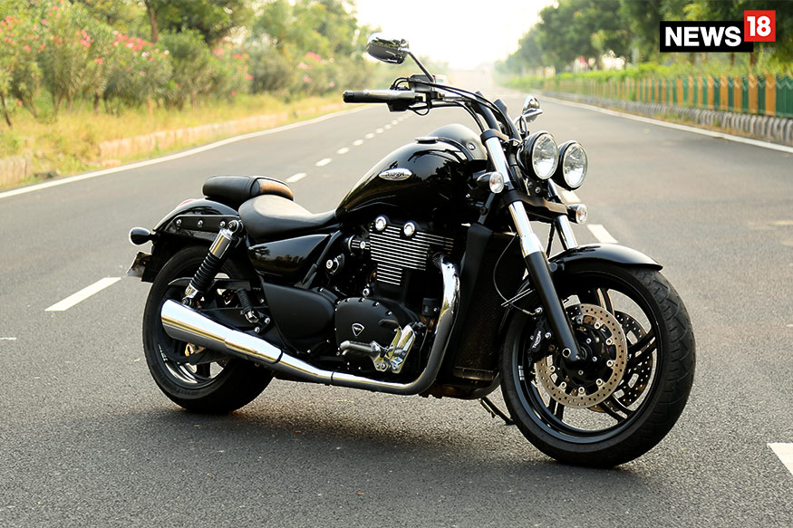 Triumph Thunderbird Storm Review The 1699cc Powerhouse In A