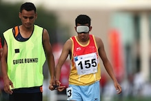 India's Dhama Crashes out of Paralympics
