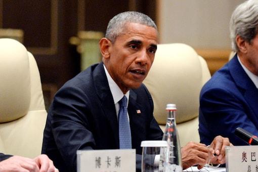 File Photo US President Barack Obama.