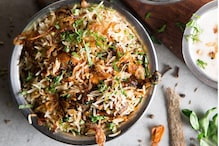 Chicken Biryani Tops Online Orders List; Dosa, Naan Follow