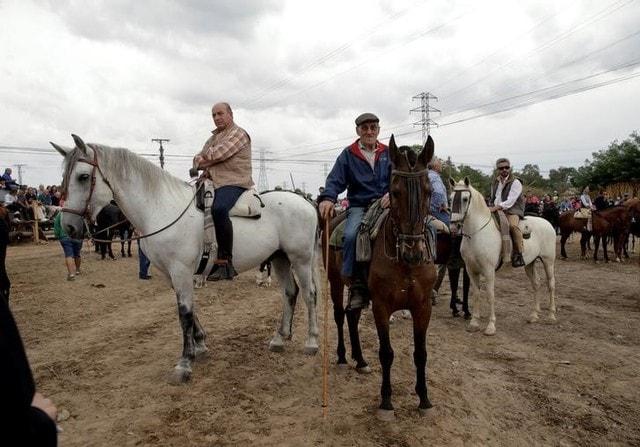 Activists Participants Clash At Spanish Bull Lancing Festival