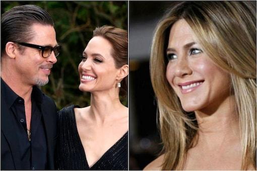 That's Karma For You: Jennifer Aniston On Angelina Jolie, Brad Pitt Split
