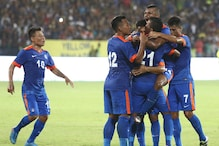 India vs Macau, AFC Asian Cup Qualifier, Highlights: As It Happened