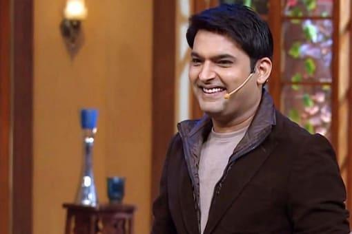 File photo of comedian Kapil Sharma.