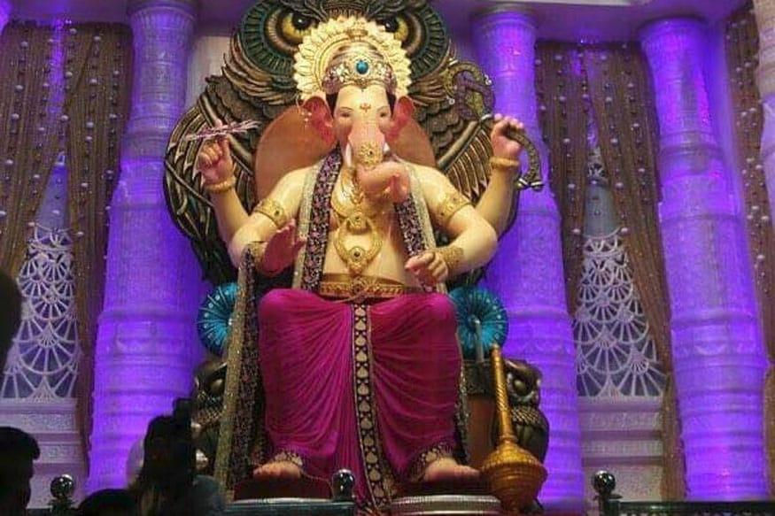 Ganesh Chaturthi 2019: Mumbai's Richest Ganpati Insured for Rs 266.65 Crore