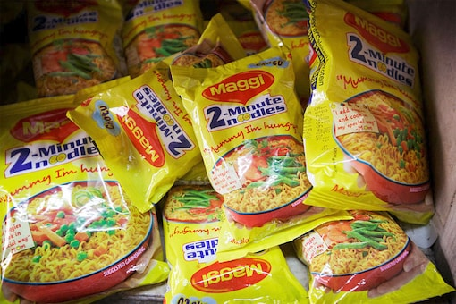 File image of Maggi packets.  (Photo Credit: Getty Images)