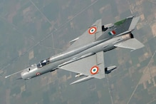 A Look at IAF Pilot Abhinandan's MiG-21 That Took Down Pakistan's F-16 Fighter Jet
