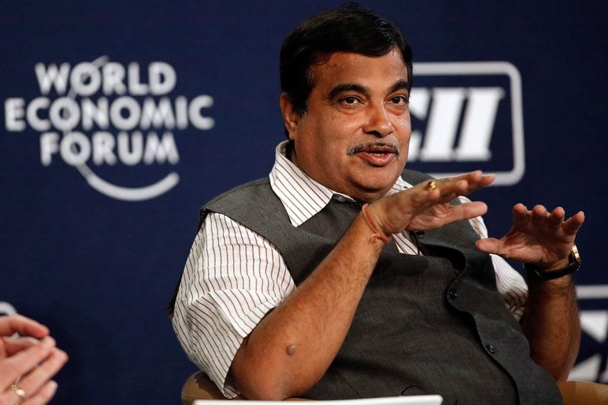 File photo of Nitin Gadkari. (Image: Reuters)