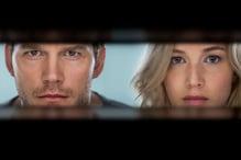 Passengers Trailer: Chris Pratt, Jennifer Lawrence Fight, Cry, Romance in Space