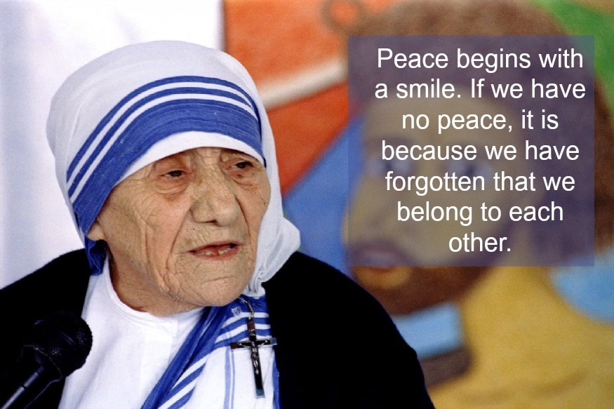 International Day Of Peace 5 Inspirational Quotes About Peace News18