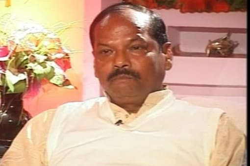 File photo of Jharkhand, Chief Minister Raghubhar Das.