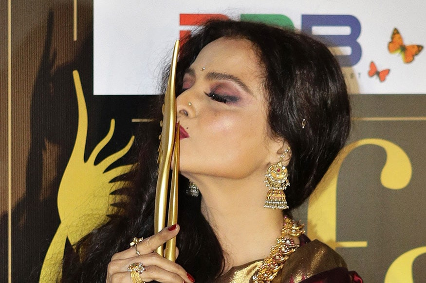 Rekha Latest News Photos Reviews: The Untold Story' Review: Tale Of The 'Lady