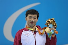 Rio Paralympics 2016: Song Maodang Smashes World Record to Win 100m Butterfly
