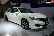 Honda Accord Hybrid Launched In India At Rs 37 Lakh (Ex-Showroom Delhi)