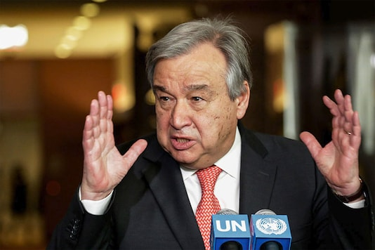 File photo of UN Chief Antonio Guterres  (Photo Credit: Getty Images)