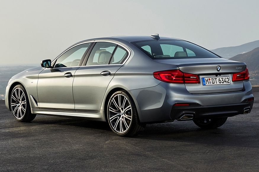 New bmw 5 series launch date