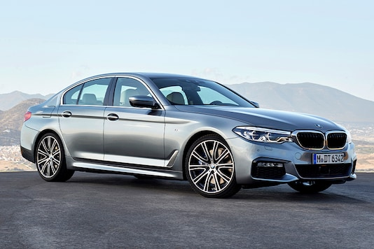 BMW 5 Series. (Photo: AFP Relaxnews)