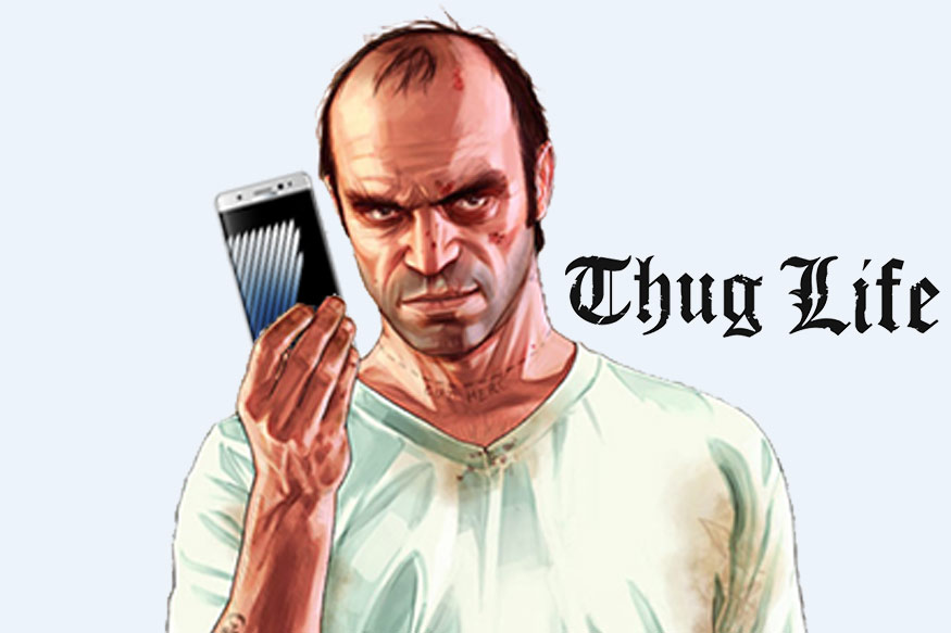 GTA V Mods: Samsung Galaxy Note 7 Bomb Is Just Too Cool To