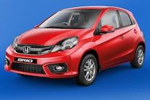 Honda Cars India Discontinues Brio Hatchback, Amaze Sedan Becomes Entry-Level Model