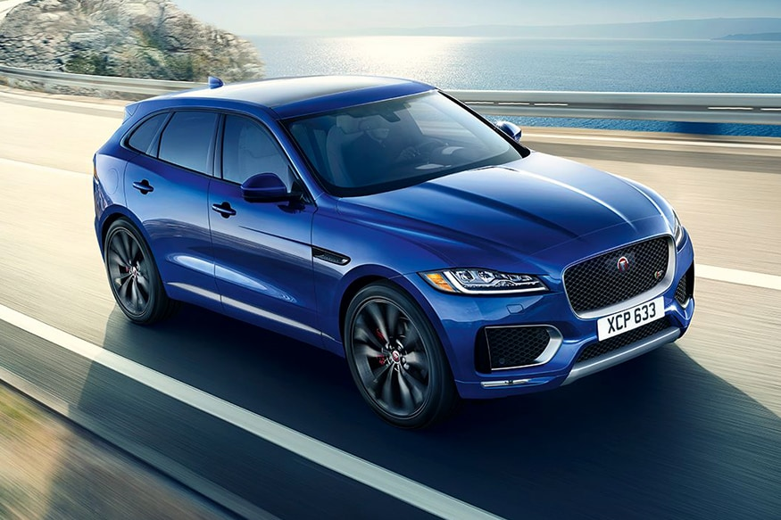 Jaguar F-Pace Launch in India on October 20, Price Starts at Rs 68.4