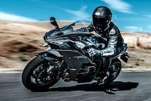 2017 Kawasaki Ninja H2 and Ninja H2R Unveiled at Intermot