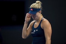 World No 1 Kerber Crashes Out in China Open Third Round