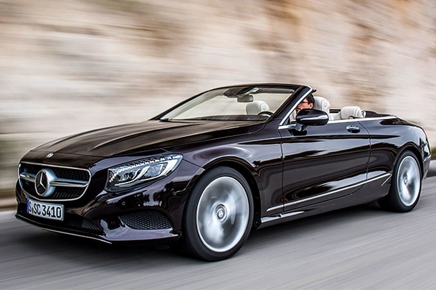 Mercedes Benz S Cl Cabriolet And C Launched In India News18