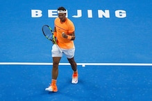 Nadal, Murray Ease into Round Two in Beijing