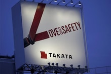 Takata Shares Tumble After Company's Bankruptcy Filing Report