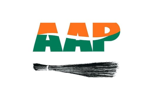 File logo of Aam Aadmi Party.