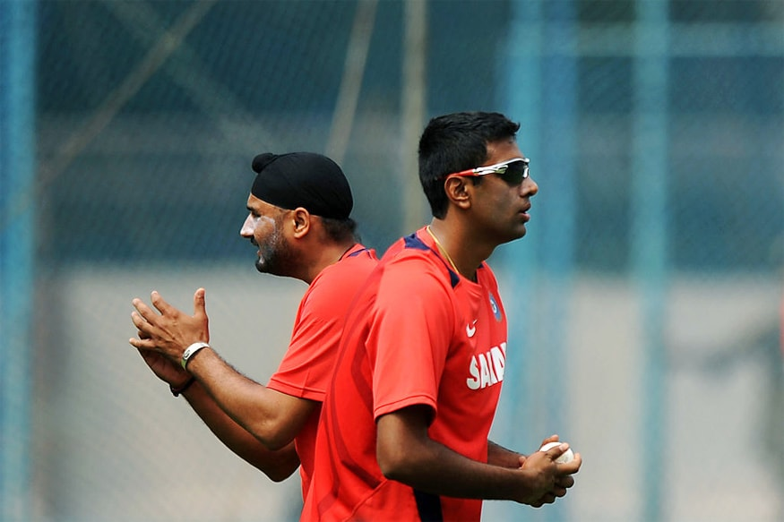 Harbhajan Singh Says Hes Not Jealous of Ashwin, Expects Him to Become a
