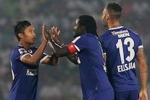 ISL 2016: Chennaiyin FC Dent High-Flying North East With 1-0 Win
