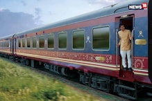360 Degree Video: The Stunning View of Luxury Train The Deccan Odyssey