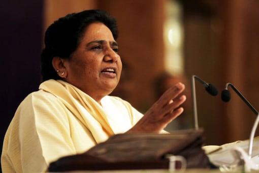 File photo of former Uttar Pradesh Chief Minister Mayawati. (Getty Images)
