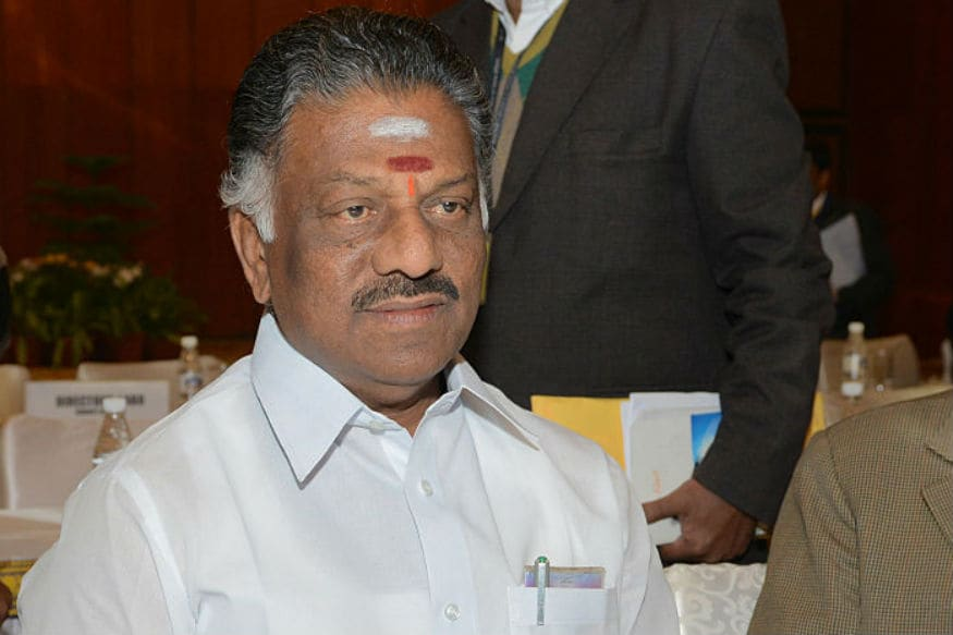O Panneerselvam Cautions Against 'Unwanted Debate' on Karunanidhi Burial Row