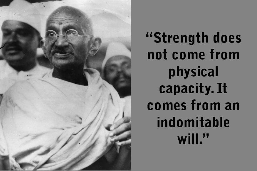 Gandhi Quotes: Gandhi Jayanti: 5 Quotes By Mahatma Gandhi To Inspire The
