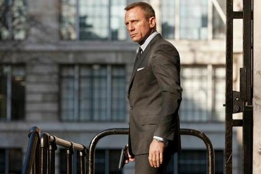 A file photo of Daniel Craig.