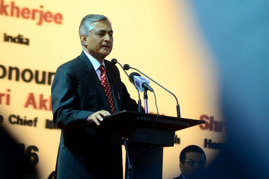 File photo of Chief Justice of India TS Thakur.
