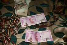 Rs 2,000 Notes Recovered From Terrorists Killed in Kashmir's Bandipora District