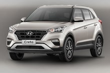 2018 Hyundai Creta SUV Facelift with Sunroof Walkaround Video