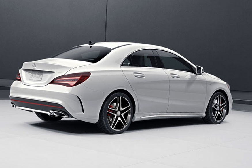Price Mercedes Benz Cla Edition One