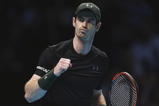 Andy Murray. (Getty Images)