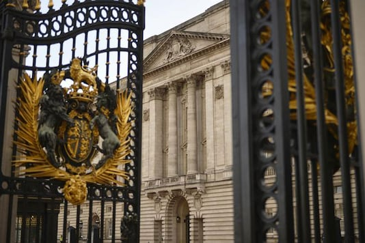 File photo of Buckingham Palace, in central London (Picture: REUTERS)