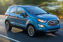 New Ford EcoSport Unveiled, Expected to Launch in India Next Year