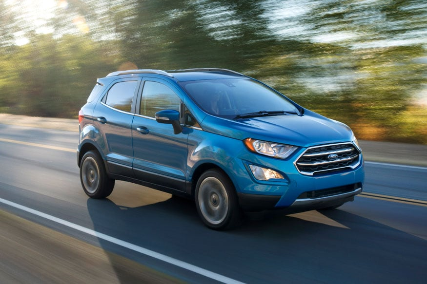 Ford EcoSport, interiors, deisgn, features, price, details