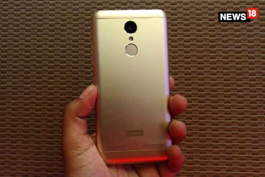 Lenovo K6 Power launch
