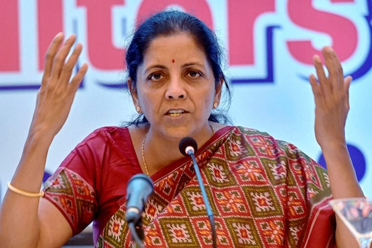 File image of  Nirmala Sitharaman.  (Photo Credit: PTI)