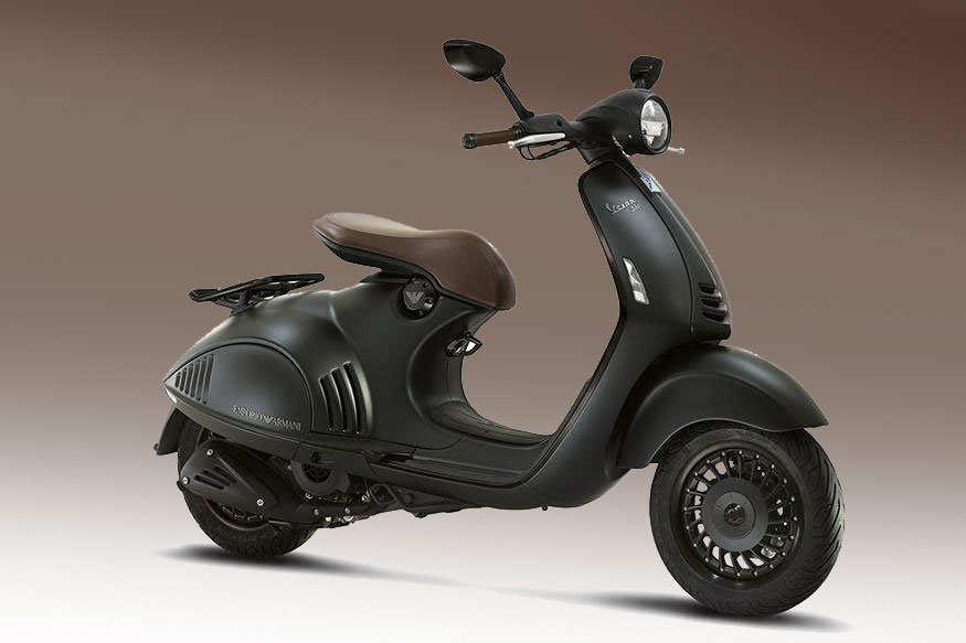 look good shoes sale lowest discount newest The Rs 12 Lakh Scooter: 125cc Vespa 946 Emporio Armani ...