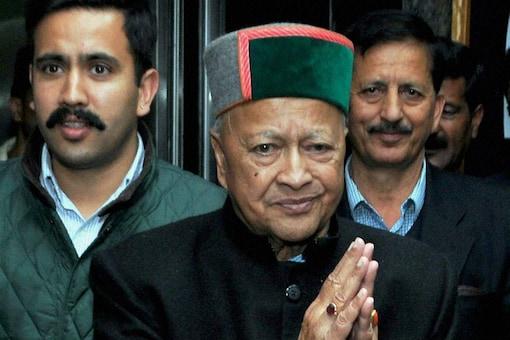 File photo of former CM of Himachala Pradesh, Virbhadra Singh  (Image: PTI)